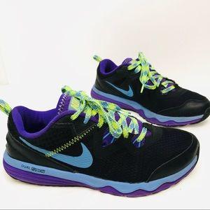 Nike Dual Fusion Trail Running shoes, Size 7.5 EUC
